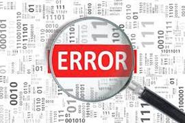 مدیرت خطا ها در اوراکل اپکس 5